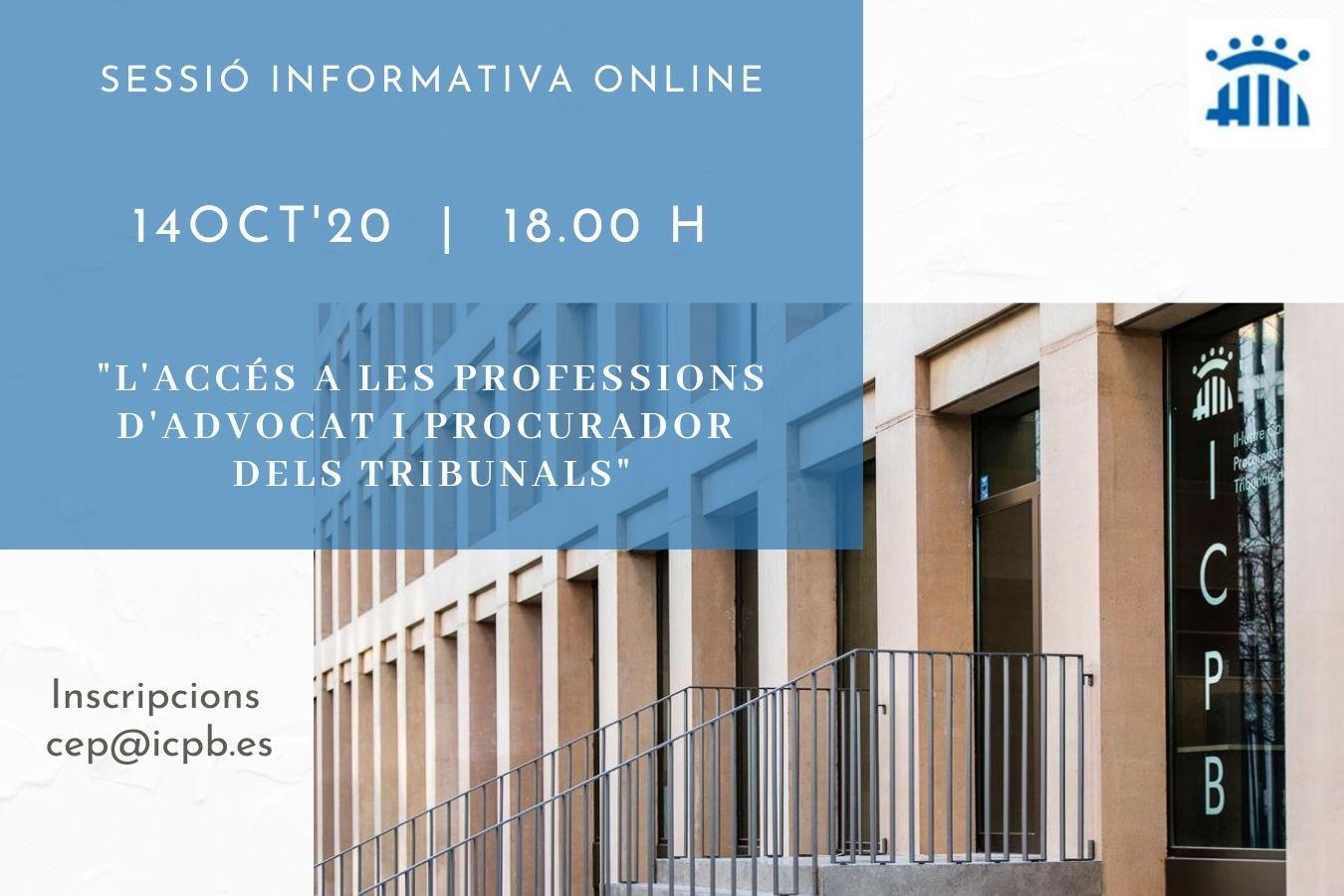 Sesión informativa online sobre el Anteproyecto de Ley con la Junta de Gobierno